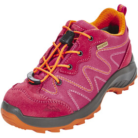 High Colorado Vilan Low High Tex Wanderschuhe Kinder pink-rosa
